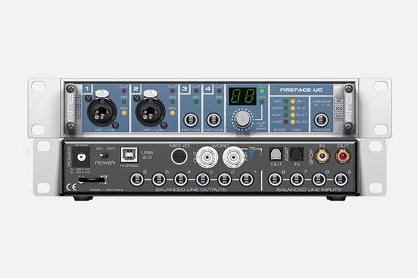 Fireface UC by RME