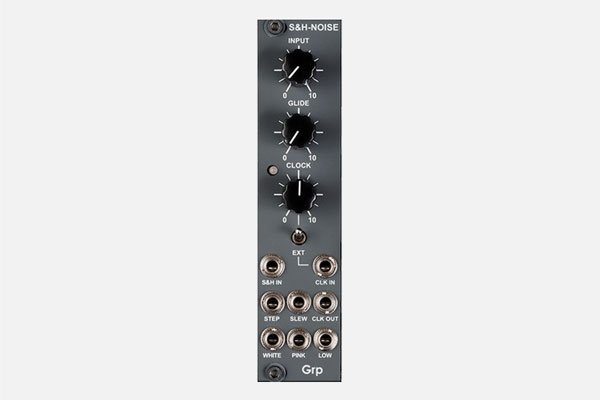 Grp Synthesizer S&H Noise