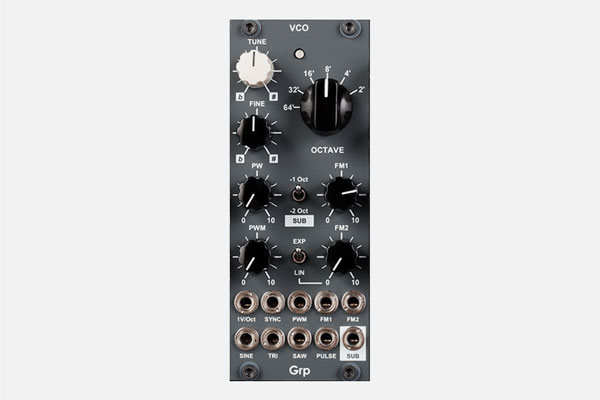 Grp Synthesizer VCO