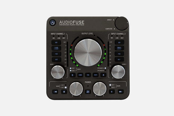 AudioFuse Space Grey by Arturia