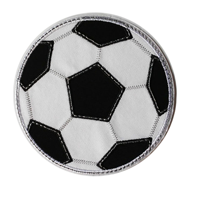 PATCHES Soccer Ball Patch