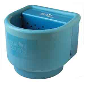 HEATED WATERER - AQUA EQUUS BOWL
