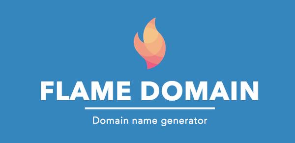 Domain Name Generator | Ultimate Tool - Flame Domain