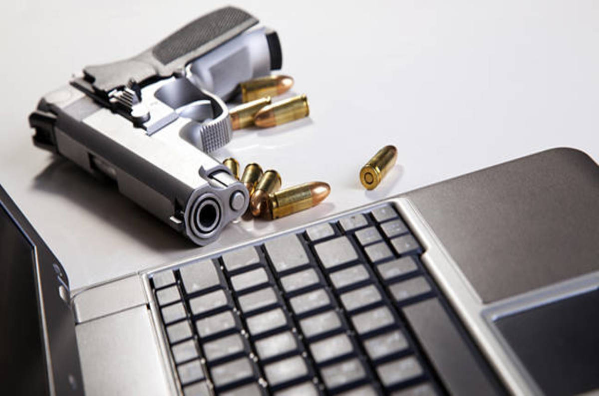 Burglary, robbery, kidnapping and a shoot-out over… a domain name?!