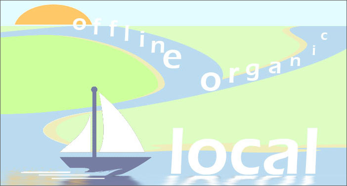 Offline & Organic: The Two Rivers That Feed Modern Local SEO