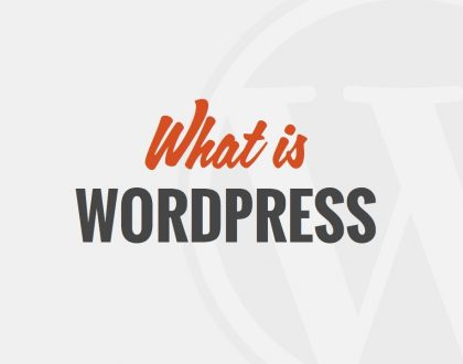 You've heard  it mentioned but what is Wordpress? Learn the basics with this qui...