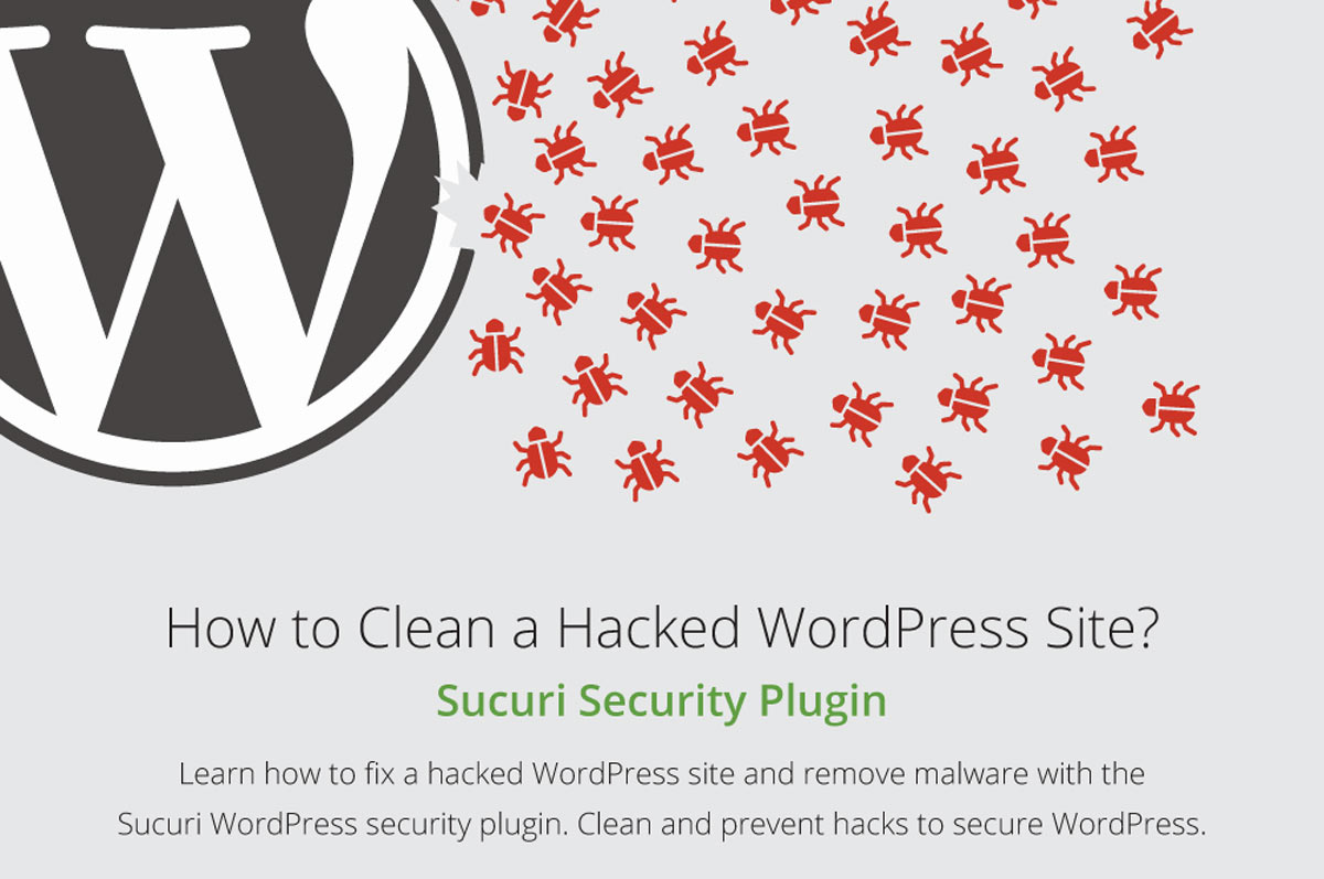 How to clean a hacked Wordpress website