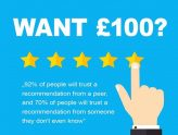 Still feeling the pinch after Christmas? Want £100? Want it again?