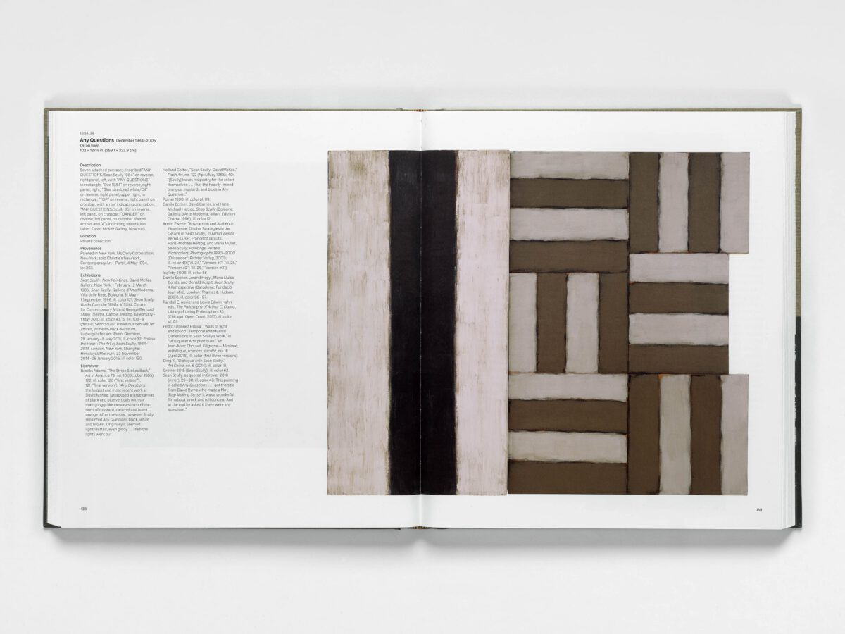 Sean Scully Catalogue Raisonné Of Paintings Blain Southern 3