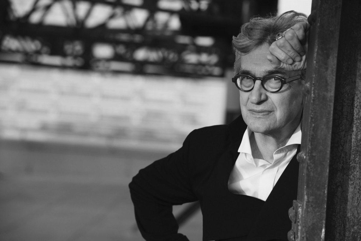 Wim Wenders by Peter Lindbergh, 2015