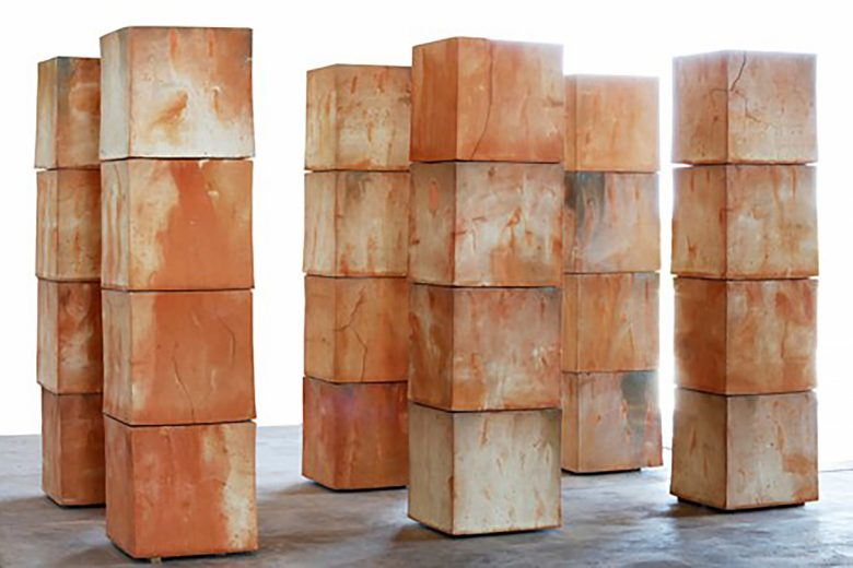 'THE MAKING OF CLAY CUBES' (2015)