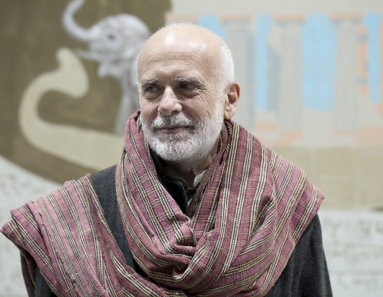 Francesco Clemente | Mandala For Crusoe