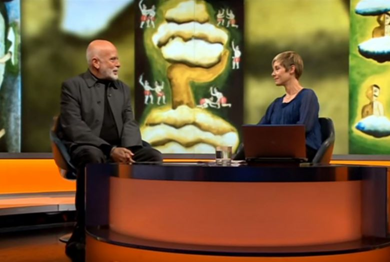 Francesco Clemente on BBC World News Impact