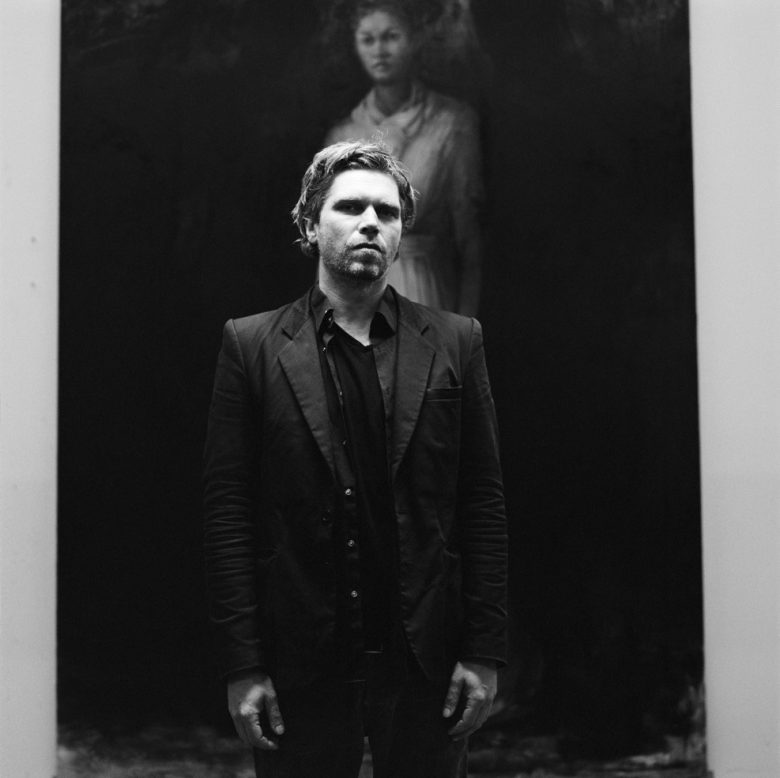 Jonas Burgert Portrait Blain Southern