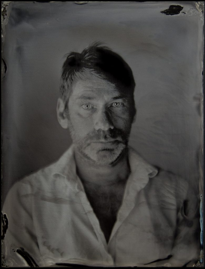 Mat Collishaw Wet Collodion Portrait Courtesy The Artist And Blain Southern