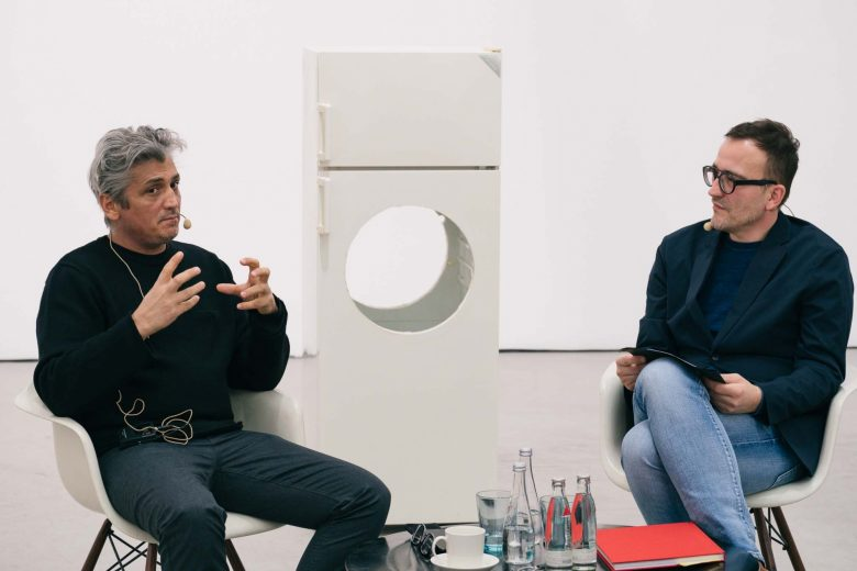 Sislej Xhafa in conversation with Daniel Schreiber