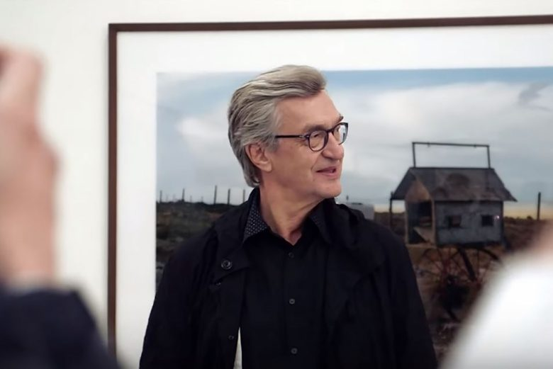 WIM WENDERS   TIME CAPSULES. BY THE SIDE OF THE ROAD.