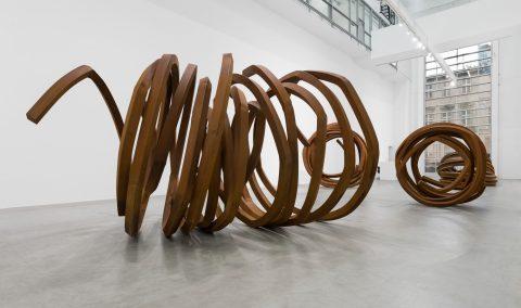 Bernar Venet, 'Indeterminacy', Exhibition Video