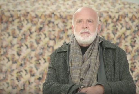 Francesco Clemente on his exhibition <em>Tents</em>