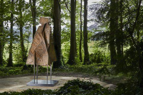 Lynn Chadwick at Cass Sculpture Foundation