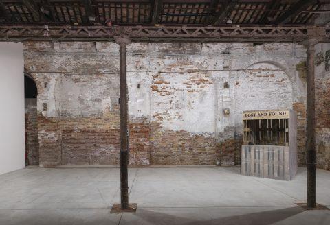 Sisej Xhafa, Pavilion Of The Republic Of Kosovo At 57th Venice Biennale