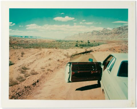 <em>Instant Stories. Wim Wenders' Polaroids</em> at The Photographers' Gallery, London
