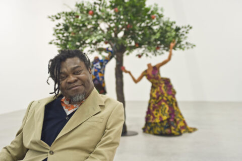 Yinka Shonibare CBE in Bloomberg: Brilliant Ideas