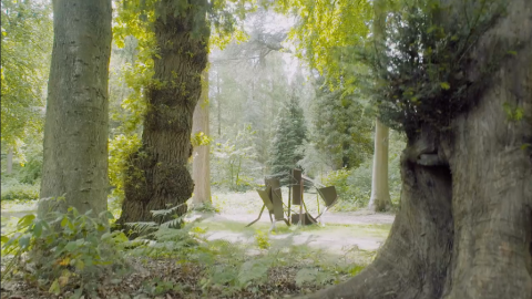 'Anthony Caro at Cliveden' Video