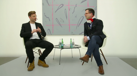 Artist Talk: Henning Strassburger in Conversation with Christian Malycha