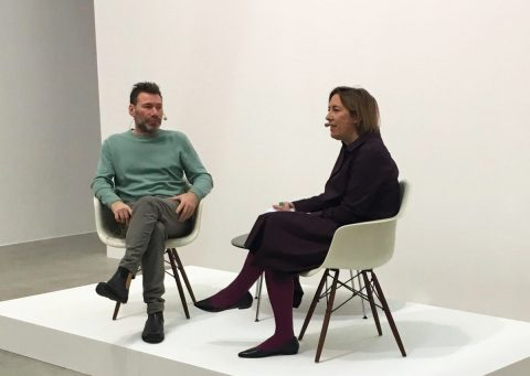 Artist Talk: Mat Collishaw in conversation with Lisa Zeitz