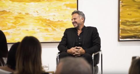 Artist Talk: Enrique Martínez Celaya in conversation with Sir Charles Saumarez Smith