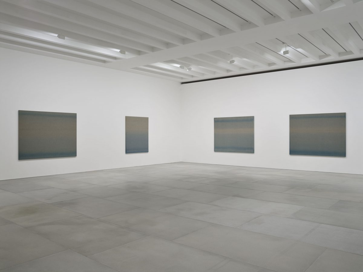 Agathe De Bailliencourt Couleurs Du Temps 2015 Installation View 1