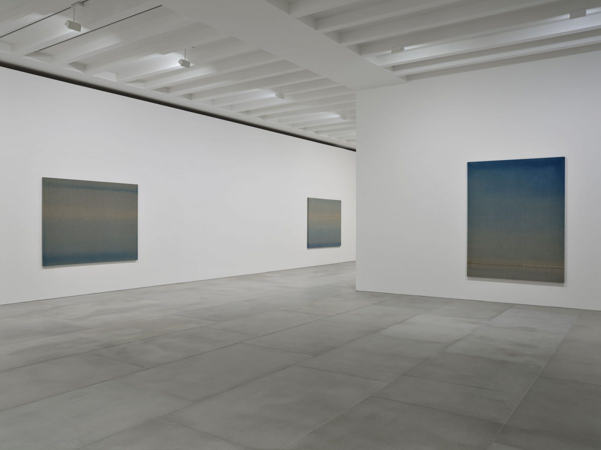 Agathe De Bailliencourt Couleurs Du Temps 2015 Installation View 2
