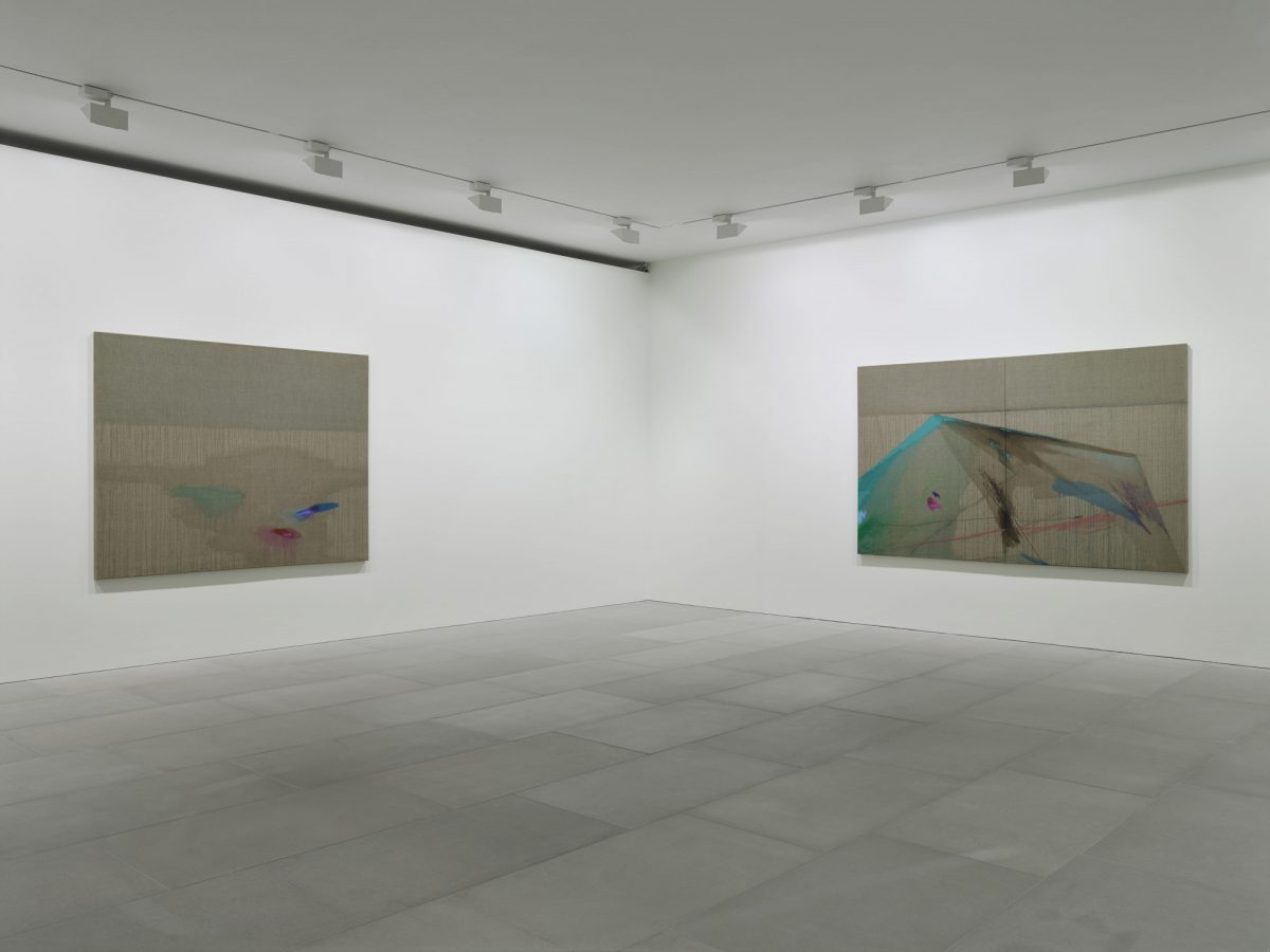 Agathe De Bailliencourt Couleurs Du Temps 2015 Installation View 4