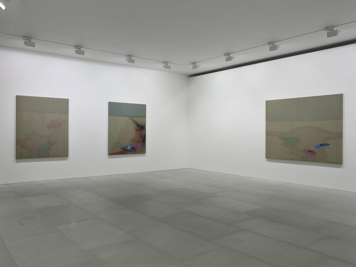 Agathe De Bailliencourt Couleurs Du Temps 2015 Installation View 5