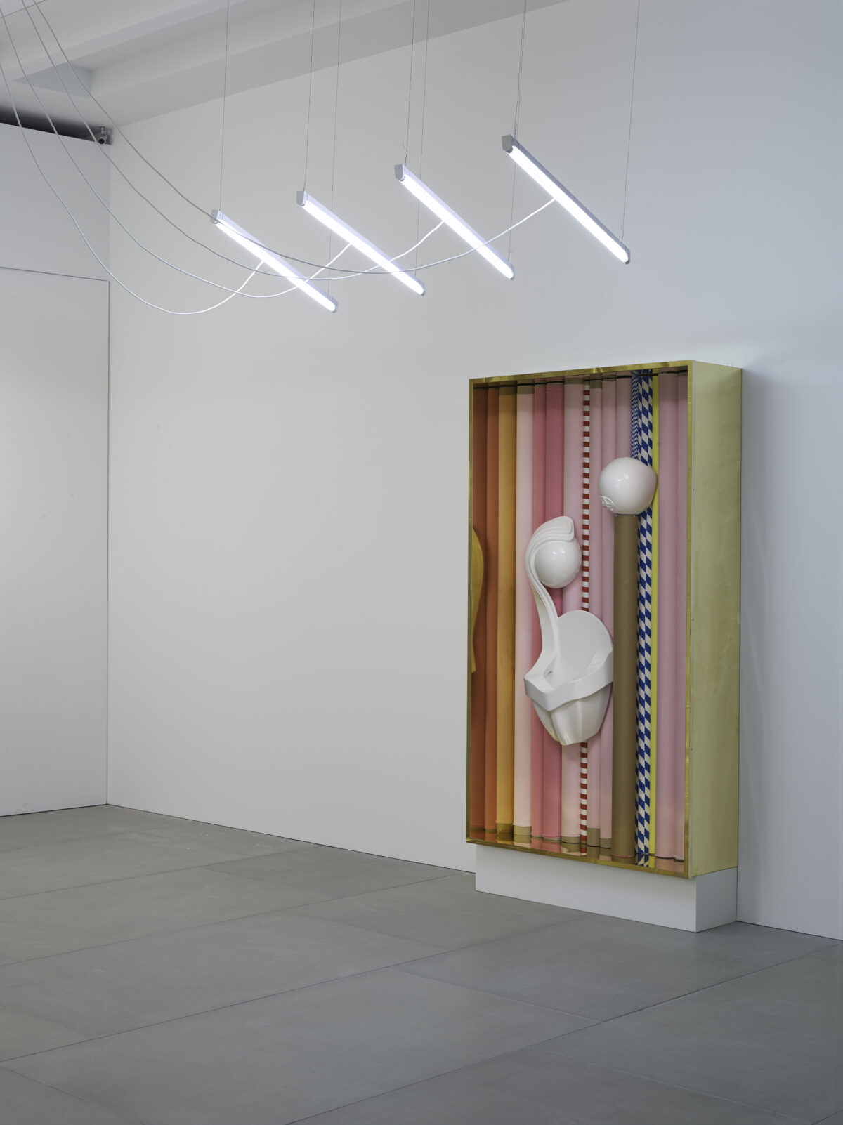 Andreas Schmitten Gereon Lepper And Mathias Lanfer Curated By Tony Cragg 2015 Installation View 1