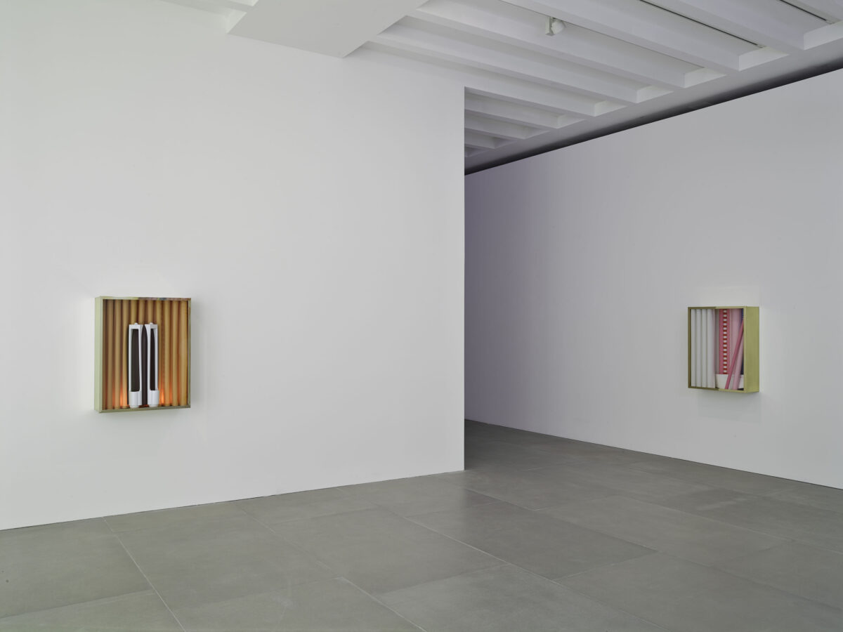 Andreas Schmitten Gereon Lepper And Mathias Lanfer Curated By Tony Cragg 2015 Installation View 2