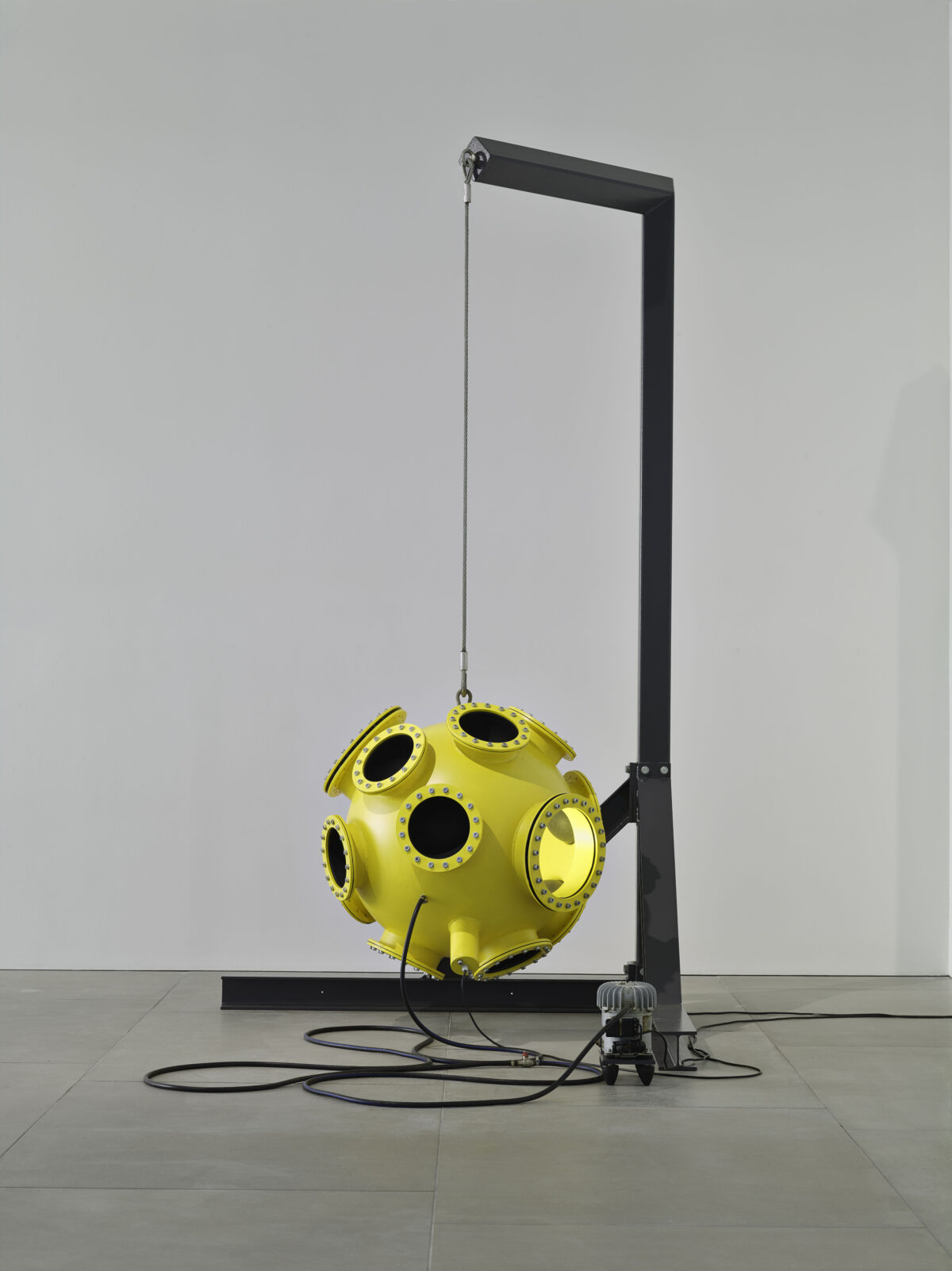 Andreas Schmitten Gereon Lepper And Mathias Lanfer Curated By Tony Cragg 2015 Installation View 4