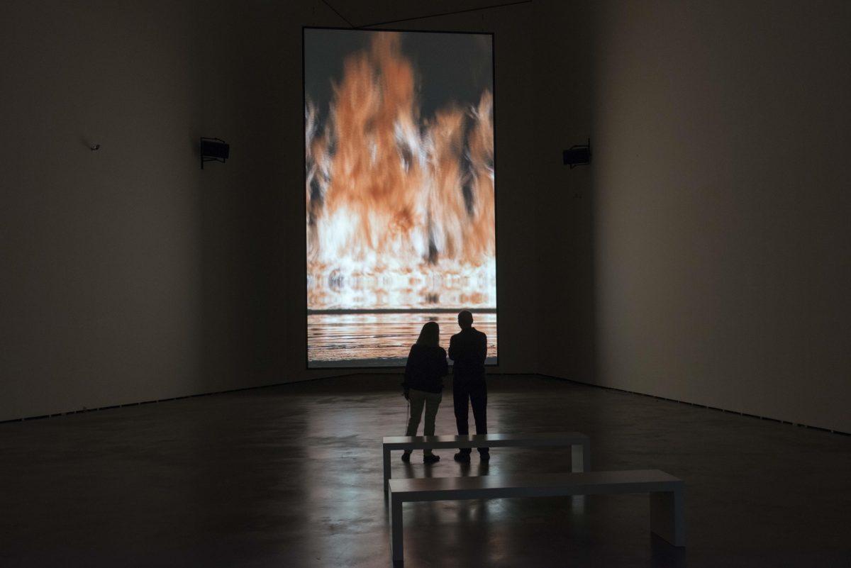 Bill Viola A Retrospective Guggenheim Bilbao Installation View 2017