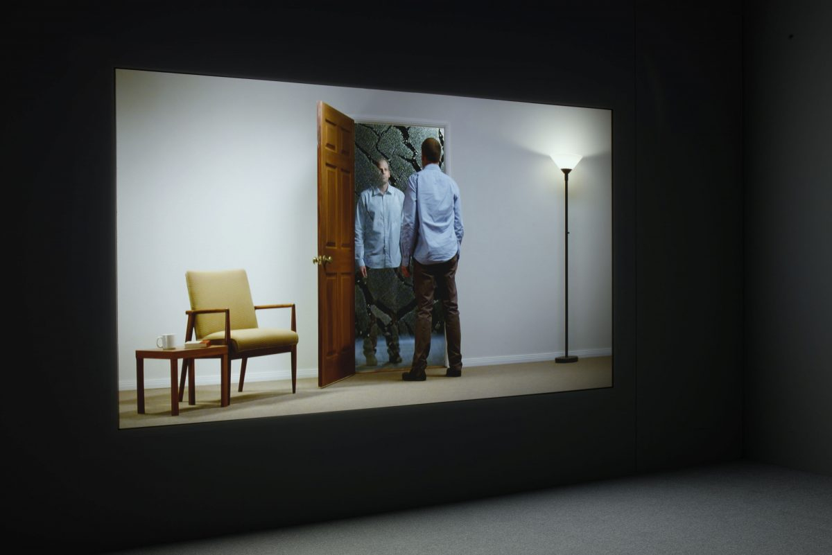 Bill Viola Frustrated Actions And Futile Gestures 2013 Installation View 11