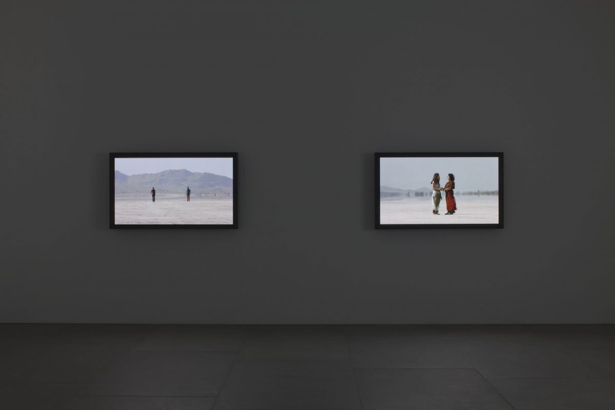 Bill Viola Frustrated Actions And Futile Gestures 2013 Installation View 4