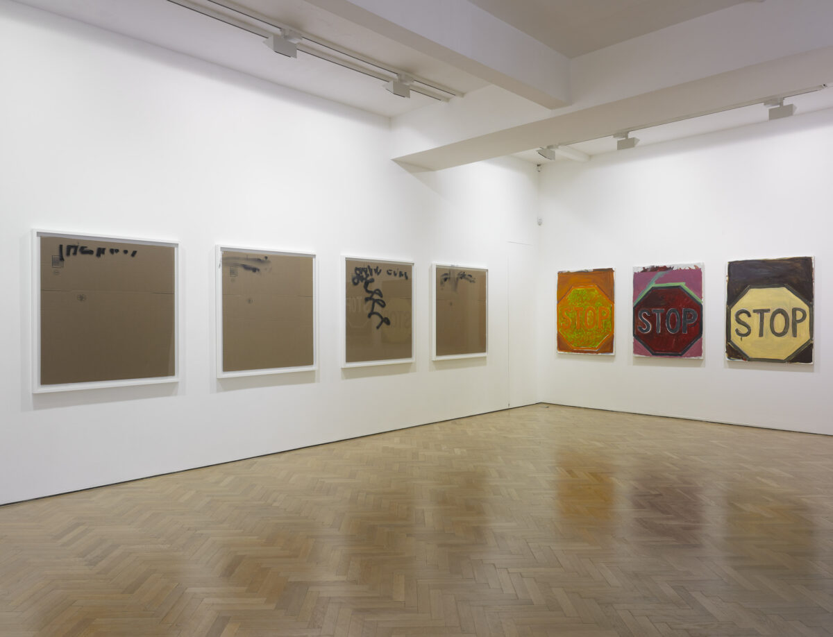 Concatenation Signature Seriality Painting 2012 Installation View Courtesy The Artist And Blain Southern 3