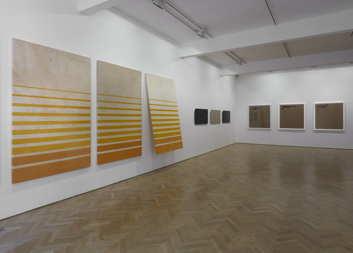 Concatenation Signature Seriality Painting 2012 Installation View Courtesy The Artist And Blain Southern 4