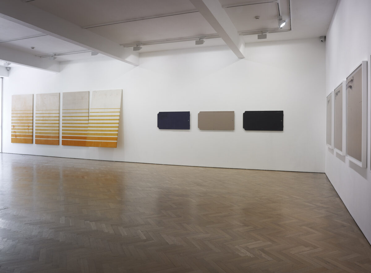 Concatenation Signature Seriality Painting 2012 Installation View Courtesy The Artist And Blain Southern 6