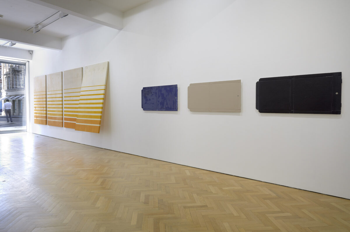 Concatenation Signature Seriality Painting 2012 Installation View Courtesy The Artist And Blain Southern 8