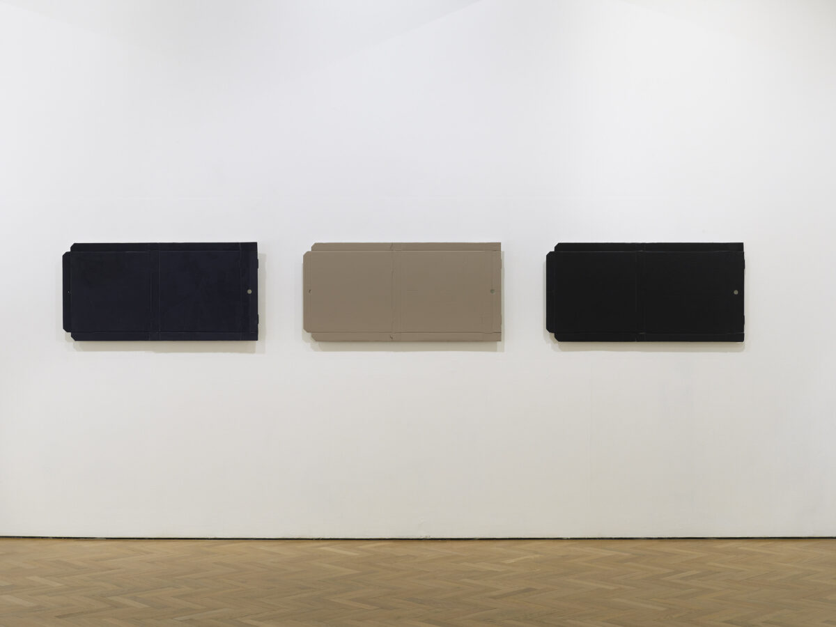 Concatenation Signature Seriality Painting 2012 Installation View Courtesy The Artist And Blain Southern
