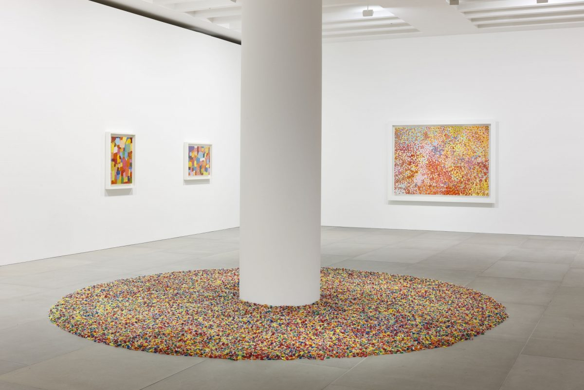 Damien Hirst And Felix Gonzalez Torres Candy 2013 Courtesy The Artists And Blain Southern 3