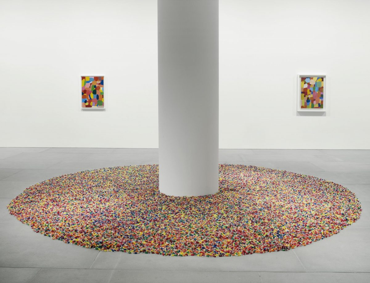 Damien Hirst And Felix Gonzalez Torres Candy 2013 Courtesy The Artists And Blain Southern 8