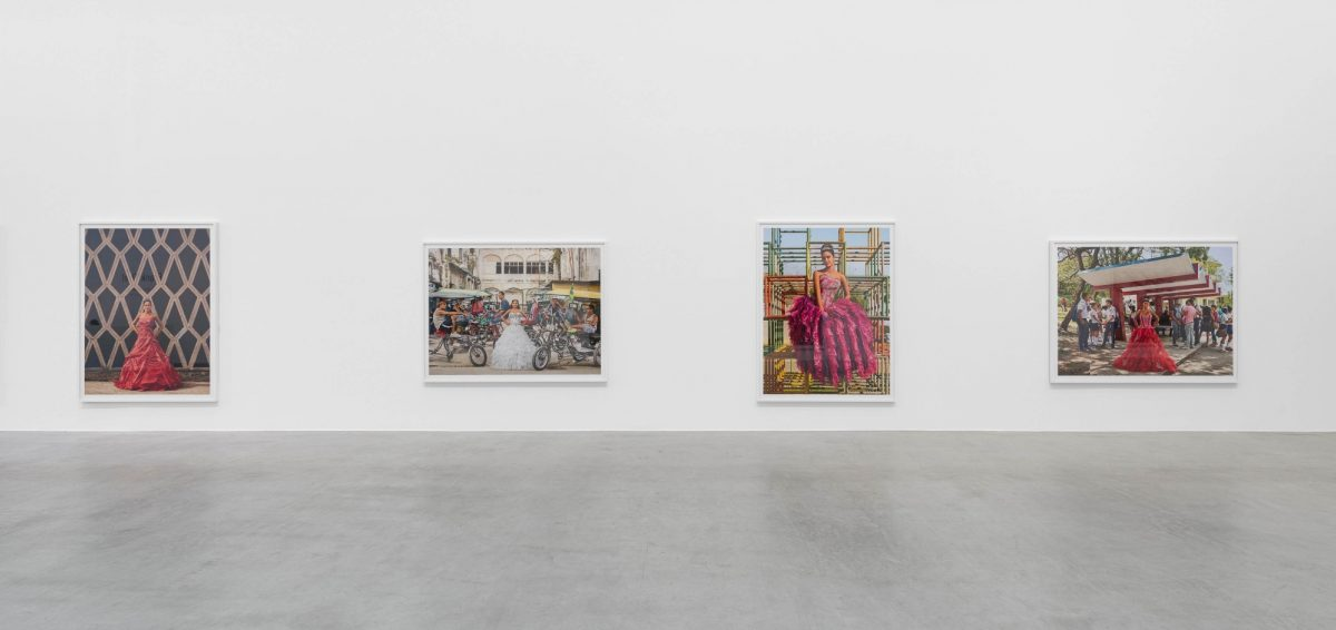 Frank Thiel Quinceaneras Installation Views 2018 Courtesy The Artist And Blain Southern Photo Trevor Good 1