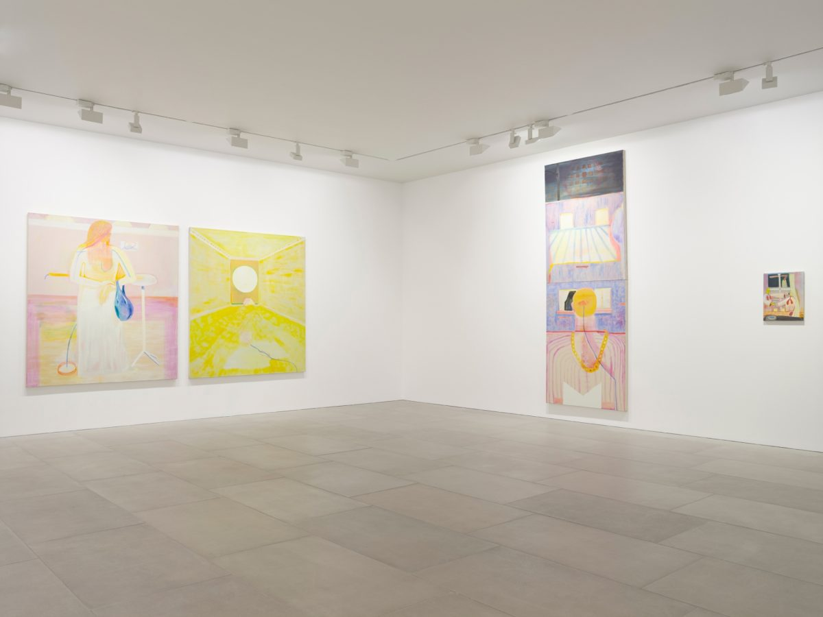 Gabriella Boyd Helo Yourself Installation View 2018 Courtesy The Artist And Blain Southern 4